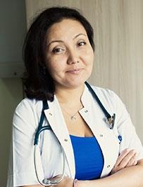Д-р. Джумабаева Алмагуль