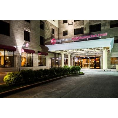 Отель «BEST WESTERN PLUS Атакент Парк»