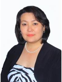 Садыкова Шолпан Сауатбековна